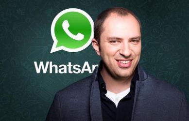 jan koum whatsapp subscription