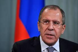 وزير الخارجية الروسية