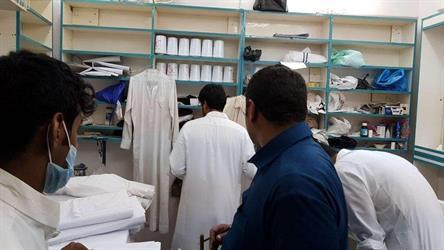 مكة.. ضبط 18 آسيويًا يلعبون القمار في شقة يديرونها كمشغل للخياطة