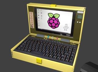 pinebox raspberry pi laptop