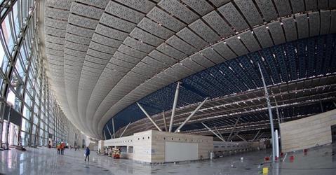 بالصور.. آخر مستجدات سير العمل بمشروع مطار الملك عبدالعزيز الجديد بجدة