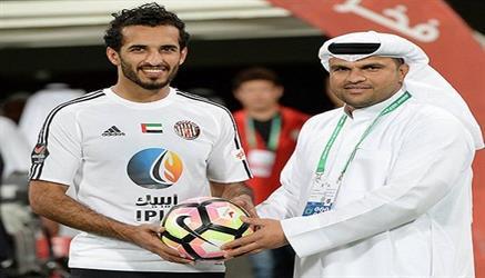 أخبار 24    لجنة المحترفين الإماراتية تكرم مبخوت ضمن مبادرة الهدافين
