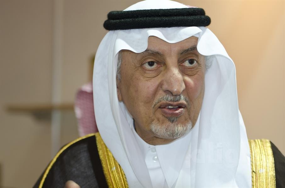 """خالد الفيصل يكشف عدد الحجاج القطريين الذين عبروا منفذ """"سلوى"""""""