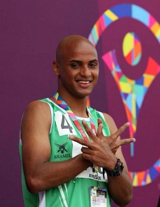 ثامر عبدالمحسن (ألعاب قوى)