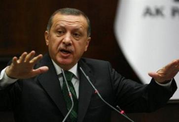 رئيس وزراء التركي رجب طيب اردوغان