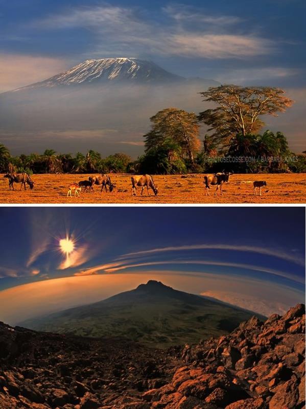 بالصور.. أجمل روائع الطبيعة في أفريقيا