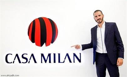 رسميا.. بونوتشي ينتقل من يوفنتوس إلى ميلان