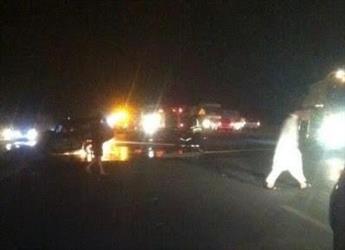 وفاة وإصابة 4 إماراتيين في حادث على طريق رفحاء.. وحمدان بن زايد يأمر بطائرتين لإجلائهم
