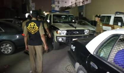 حملة أمنية بحائل تسفر عن القبض على 3713 مخالفاً ومتخلفاً