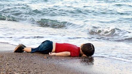 """الطفل السوري الغريق """"إيلان"""""""