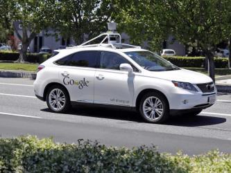 سيارة جوجل