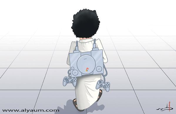 أطرف 20 كاريكاتير حول بداية العام الدراسي