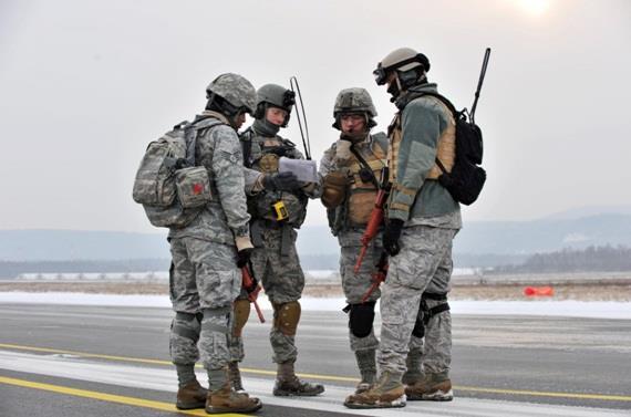 قاعدة رامشتاين الجوية