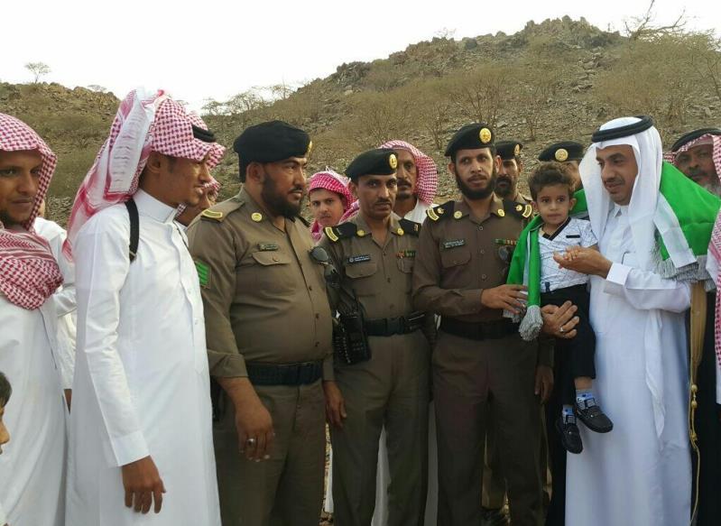 الصلاة على جثمان الشهيد إبراهيم العامري في محافظة العرضيات - صور