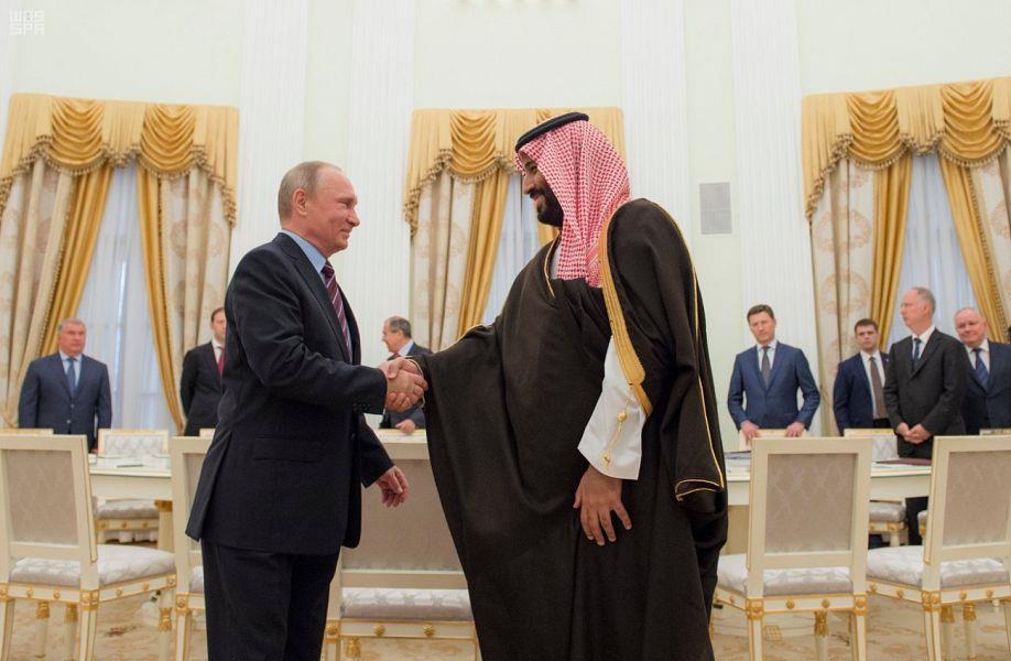 بالفيديو والصور.. ولي ولي العهد يلتقي الرئيس بوتين في موسكو ويبحثان عدداً من القضايا