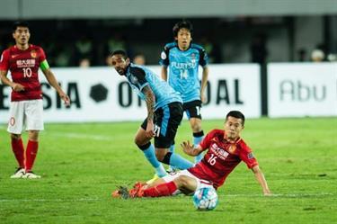 دوري أبطال آسيا: كاواساكي يحرم غوانغجو من الفوز