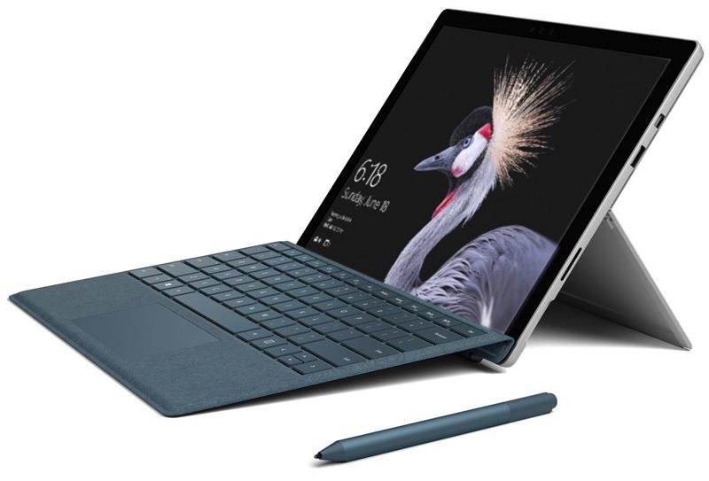 1. Microsoft Surface Pro