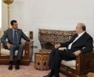 سفير سوريا لدى روسيا البيضاء