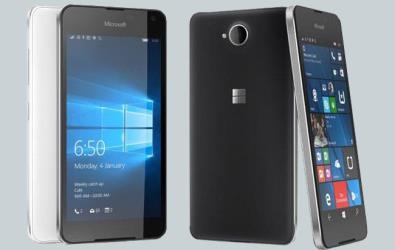 lumia 650 new.