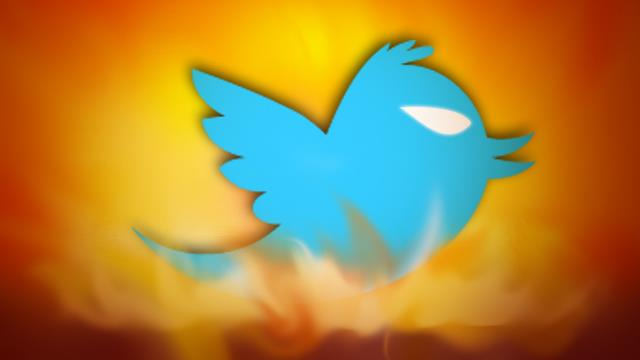 stop twitter track