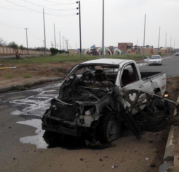 الدفاع المدني: إصابة 7 أشخاص بعد سقوط مقذوف عسكري في محافظة الطوال - صور