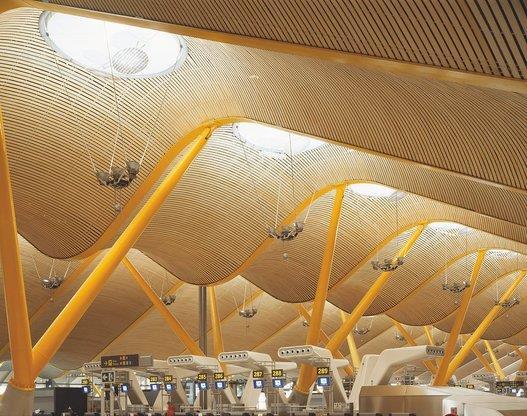 هذه أجمل صالات المطارات في العالم.. بينها 2 من دول عربية.. شاهد