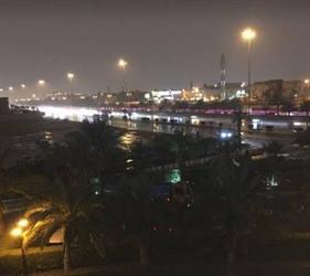 """""""الأرصاد"""" تحذر من أمطار متوسطة إلى غزيرة على منطقة الرياض حتى يوم الجمعة القادم"""