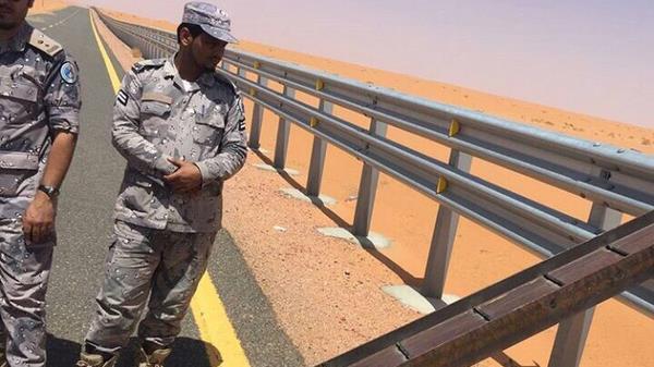 حيلة طريفة لمتسلل يمني لدخول السعودية تنتهي بالفشل