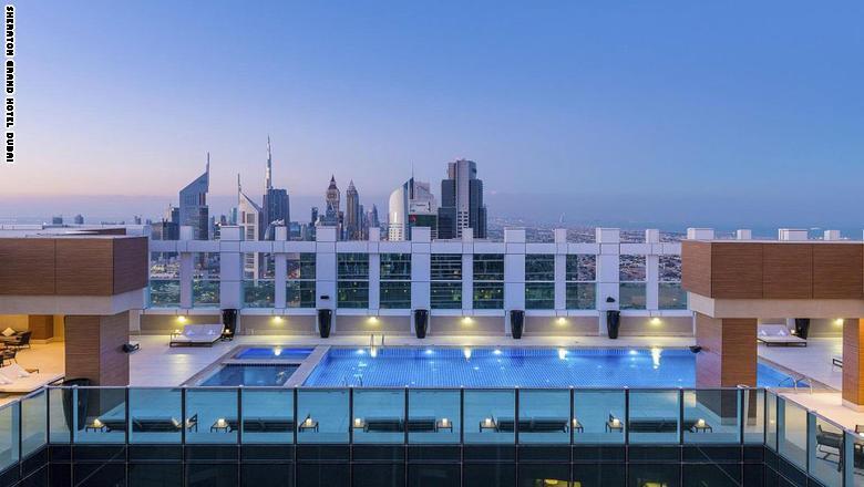 """فندق """"شيراتون جراند دبي"""" في دبي، الإمارات العربية المتحدة"""