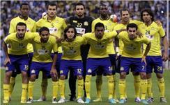 فريق نادي النصر