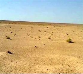 منطقة صحراوية