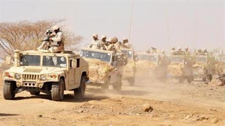 القوات السعودية