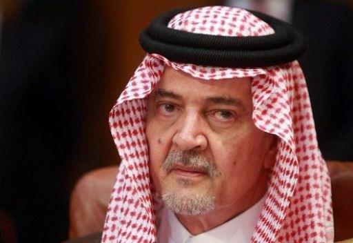 وفاة الأمير سعود الفيصل وزير