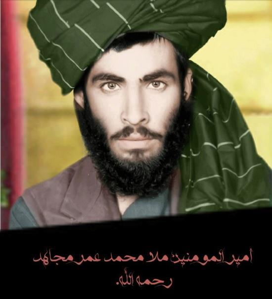 صورة شخصية نادرة للملا محمد عمر زعيم حركة طالبان الراحل