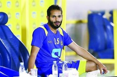 أحمد الفريدي يقاطع تدريبات النصر لليوم الثاني على التوالي