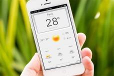 تطبيقات الطقس