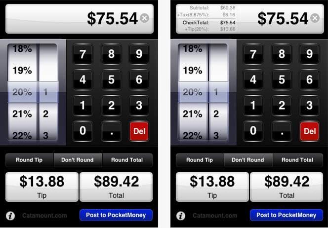 تطبيق Check Please المُصمم لمساعدة المستخدم في توزيع قيمة الفواتير في الطلعات الجماعية بالمقاهي أو المطاعم، ويقوم بتوزيع قيمة