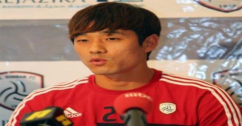 الشباب يحدد الخميس المقبل موعدا لإغلاق قضية اللاعب الكوري بارك لدى (فيفا)