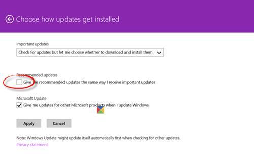 avoid upgrading to Windows 10 1