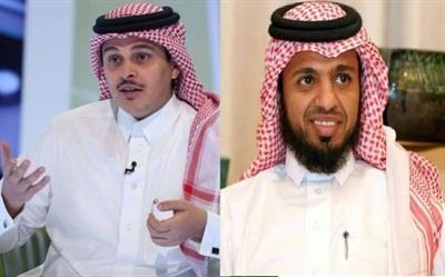 عبدالعزيز المريسل و طارق النوفل