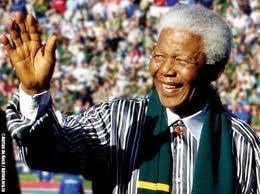رحيل نيلسون مانديلا