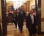 اوباما في القصر