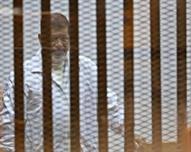 منظمة العفو الدولية تدعو لإعادة محاكمة مرسي