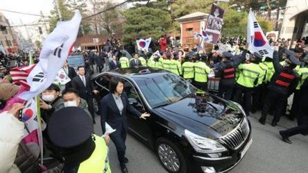 بدء التحقيق مع رئيسة كوريا الجنوبية في فضيحة فساد