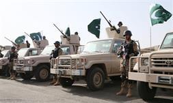 التمرين العسكري السعودي الباكستاني