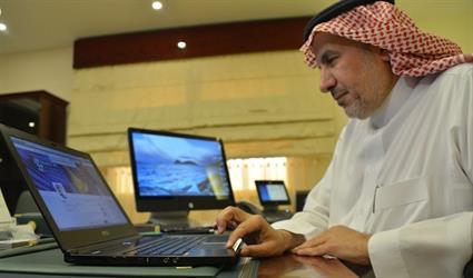 الدكتورالربيعة يدشن الحساب الرسمي لمركز الملك سلمان للإغاثة على تويتر