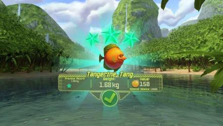 bait virtual reality fishing game 1