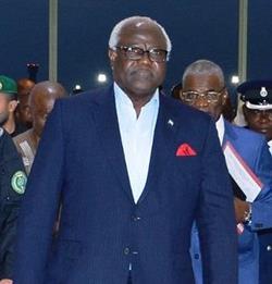 رئيس سيراليون يغادر جدة
