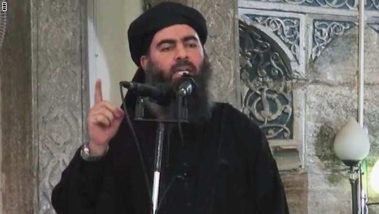 مسؤول أمريكي لـcnn: البغدادي على رأس قائمة أهداف ضرباتنا الجوية