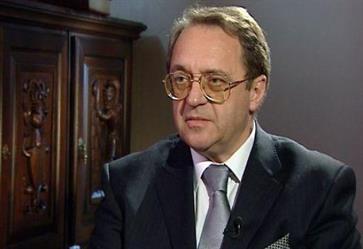 وزير الخارجية الروسي، ميخائيل بوغدانوف